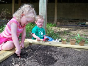 Garden Update and…Composting!