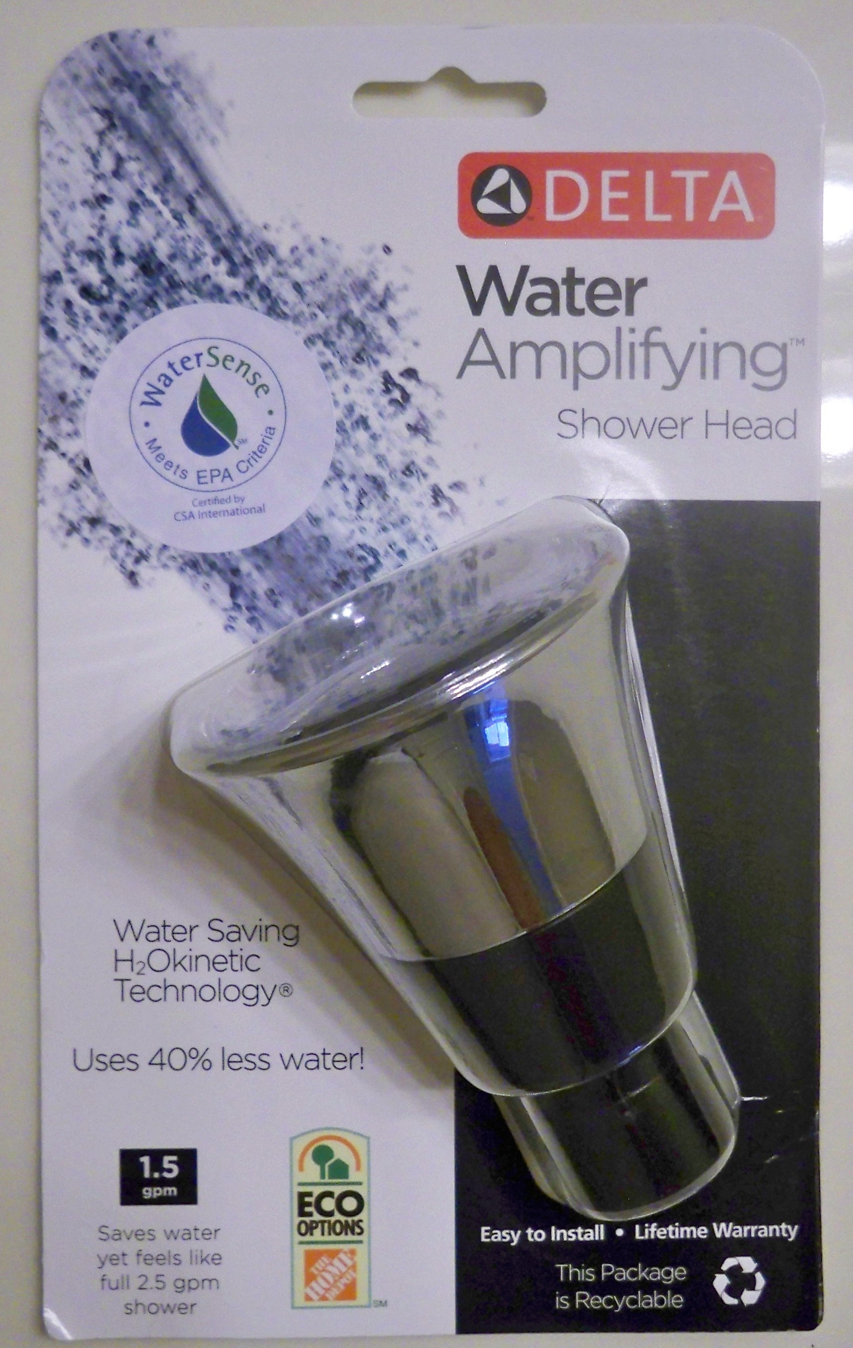 Free Low Flow Showerheads And Faucet Aerators For Centerpoint Customers Ins