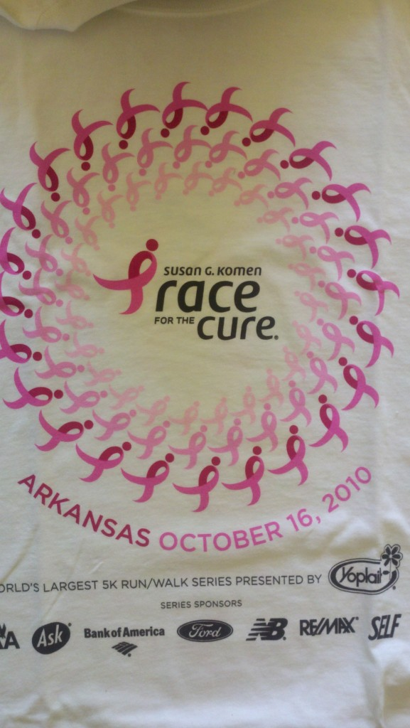 Race for the Cure 2010 – Get your pink on!