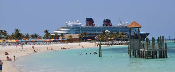 Disney Cruise Day 3: Castaway Cay