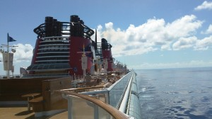Disney Cruise Days 4-9: Sea Days