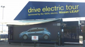 Our Nissan Leaf Test Drive