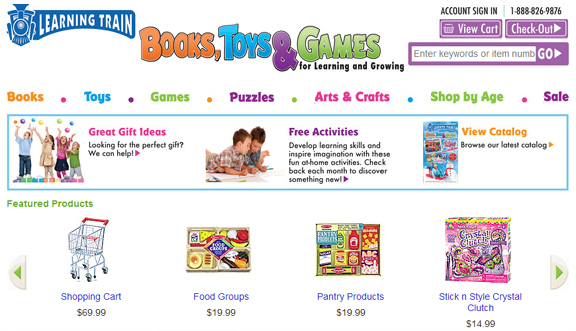 Plum District: Books, Games and Toys!