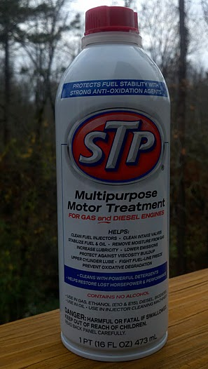STP Multipurpose Motor Treatment Review #engineluv #CBias