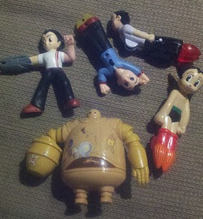 Astro Boy Small Toys