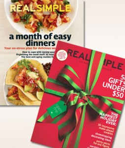 Mamasource: Real Simple Magazine for $12