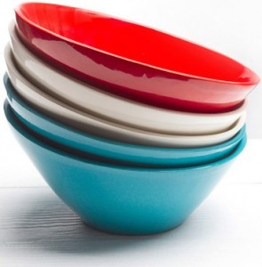 Red Clay Home Bowls