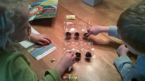 Winter Gardening fun with the Gigglin' Garden Gang #GoGreenNGiggle #CBias