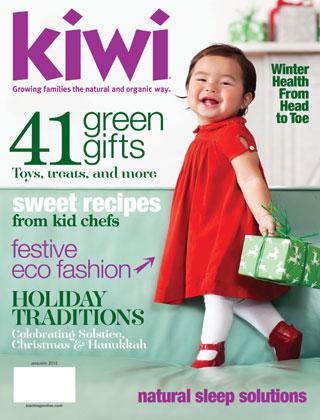 Go Green – Kiwi Magazine Giveaway