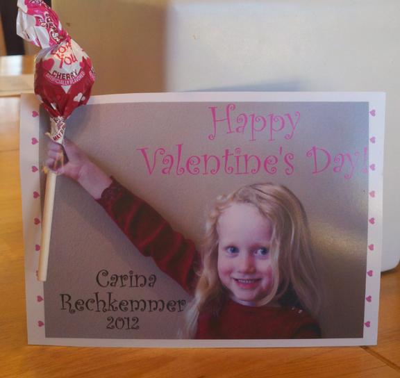 Carina's Valentine
