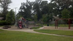 Playground Review: Baker Park in Cammack Village