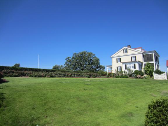 P. Allen Smith Garden Home at Moss Mountain Farm