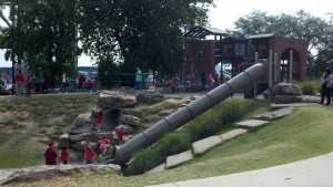 Playground Review: Riverfront Park