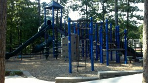Playground Review: St. Charles Neighborhood Playground