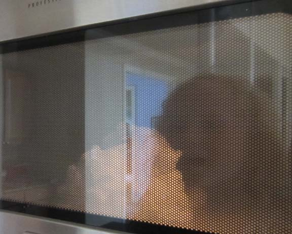 cloud in the microwave