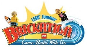 Summer Brickation: Legos at the Landing! {giveaway}