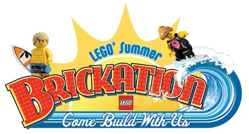LEGO Summer Brickation Branson Landing