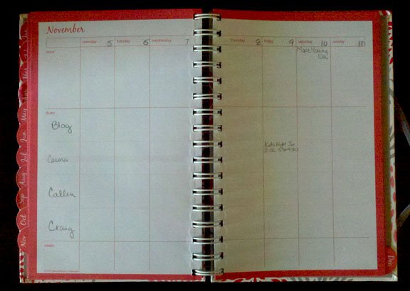 Making your own calendar this valentine countdown for Make your own planner online