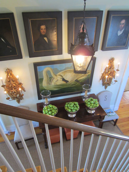 P Allen smith garden home stair