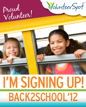 VolunteerSpot Back to School