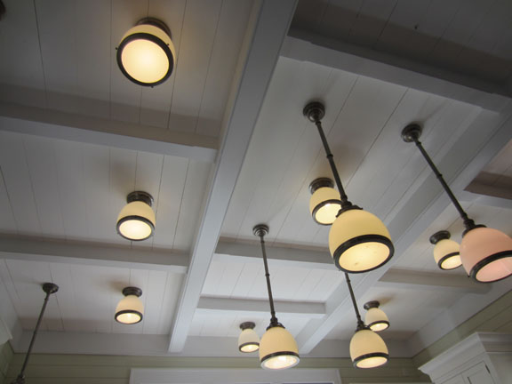 P. Allen Smith Kitchen Lights