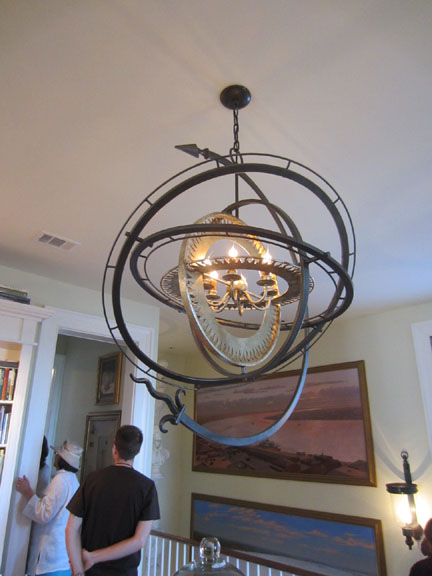 p allen smith light fixture