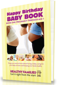 Book One Pregnancy through Age One