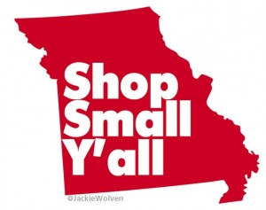Shop Small Y'all Missouri