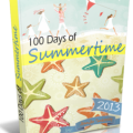 100 Days of Summertime eBook Giveaway
