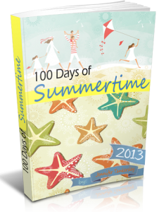 100 Days of Summertime {giveaway}