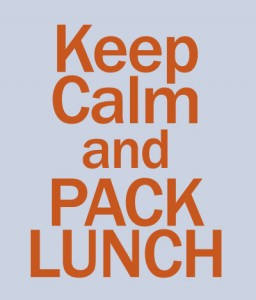 The Thing About Lunch…