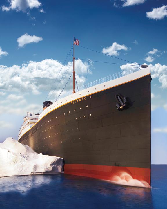 Titanic Museum Branson Area Appreciation
