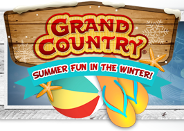 Grand Country Summer Fun