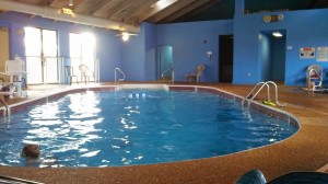 Grand Country indoor pool