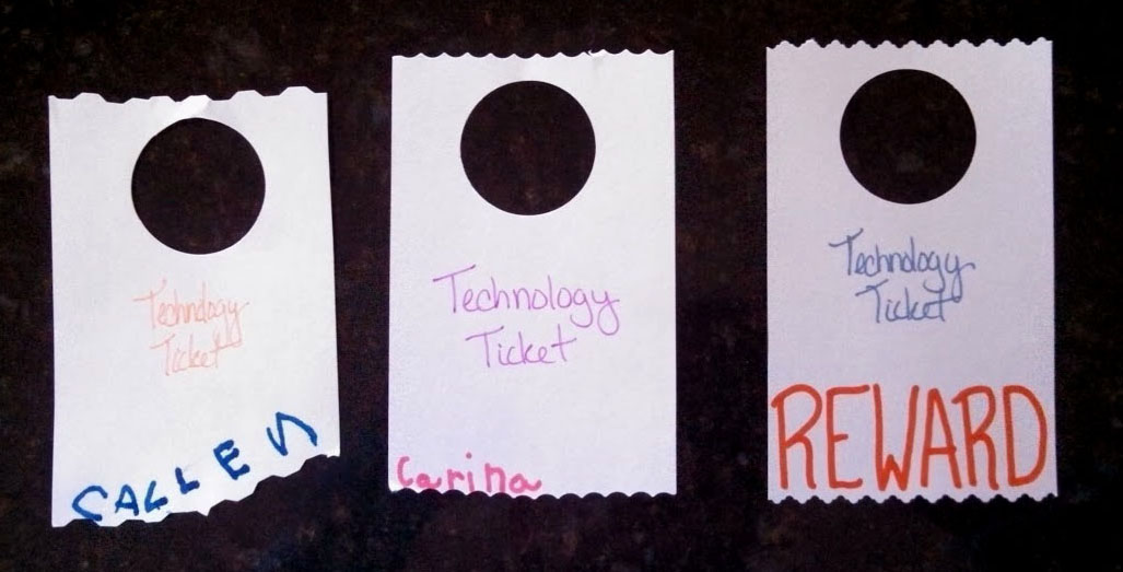 Try Technology Tickets to Trim TV Time