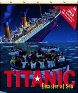 Titanic: Disaster at Sea Book