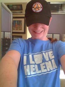 I love Helena Tshirt
