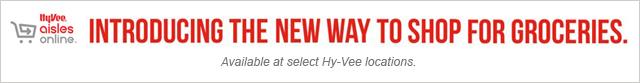 HY-Vee Online Grocery Ordering