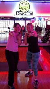 body combat class