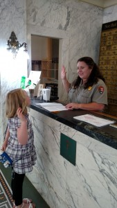 Junior Ranger Hot Springs National Park